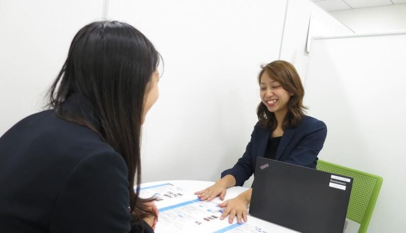 Meets Company(ミーツカンパニー)の面談風景@大阪