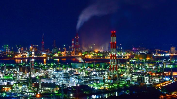 広島には瀬戸内工業地帯が広がり製造業が盛ん