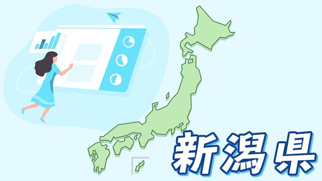 新潟県のデータ