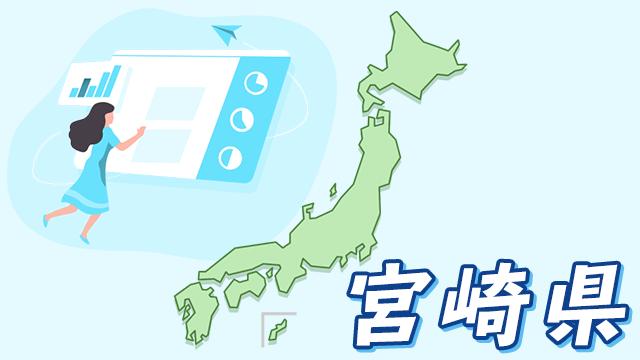 宮崎県のデータ
