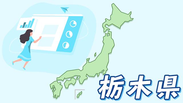 栃木県のデータ